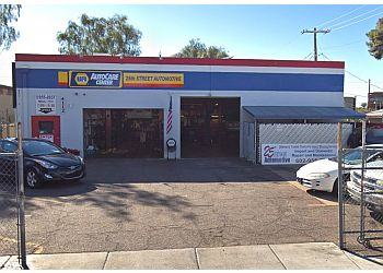 Phoenix car repair shop 25th Street Automotive