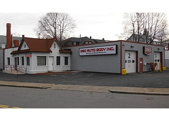 Worcester auto body shop 290 Auto Body Inc.