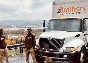 Portland moving company 2Brothers Moving & Delivery
