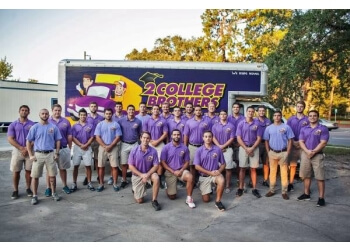 Gainesville moving company 2 COLLEGE BROTHERS, INC.