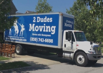 Lexington moving company 2 Dudes Moving