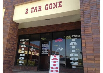 Laredo tattoo shop 2 Far Gone Tattoos