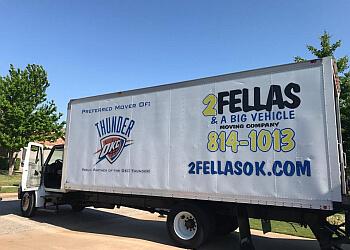 Oklahoma City moving company 2 Fellas & a Big Vehicle Moving Company