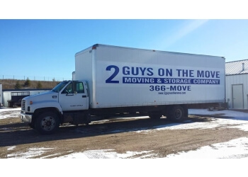 Sioux Falls moving company 2 Guys On The Move