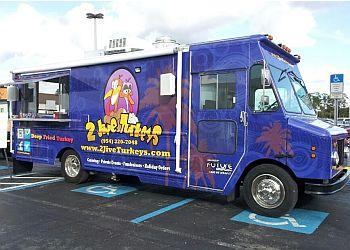 Miramar food truck 2 Jive Turkeys