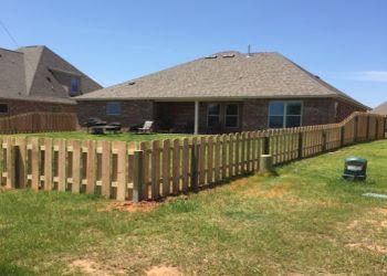 Shreveport fencing contractor 3|23 FENCEWORKS