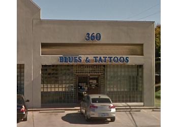 Arlington tattoo shop 360 Blues and Tattoos