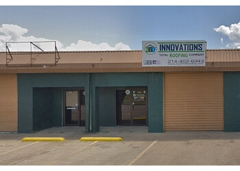 Mesquite roofing contractor 360 Innovations Roofing Company