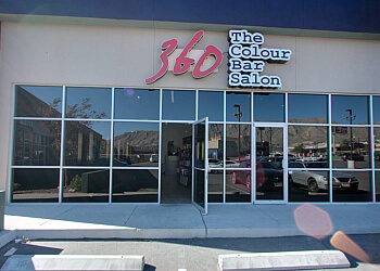 El Paso hair salon 360 The Colour Bar Salon