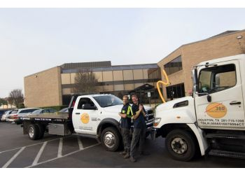 Houston towing company 360 Towing Solutions
