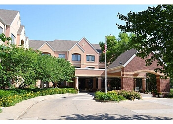 Des Moines assisted living facility 3801 Grand