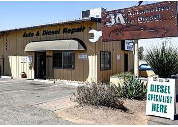 Phoenix car repair shop 3A Automotive & Diesel