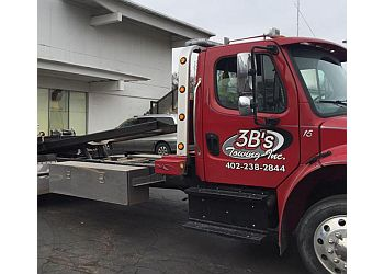 Omaha towing company 3B's Towing Inc.