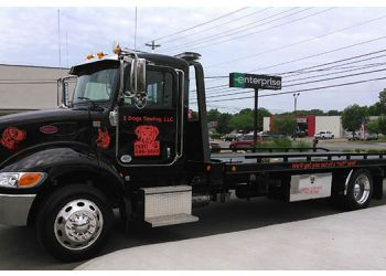 Clarksville towing company 3 Dogs Towing LLC