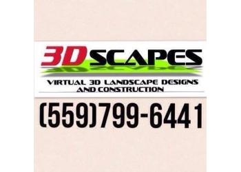 Visalia landscaping company 3Dscapes