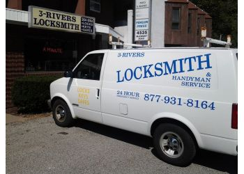 Pittsburgh 24 hour locksmith 3-RIVERS LOCKSM?ITH