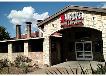 Frisco barbecue restaurant 3 Stacks Smoke & Tap House