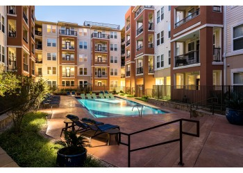 Fort Worth apartments for rent 4000 Hulen Urban Apartment Homes