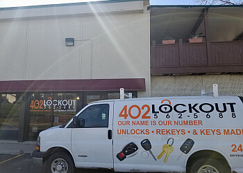 Omaha locksmith 402 Lockout, LLC