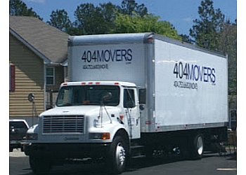 Atlanta moving company 404 Movers