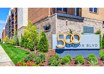 Aurora apartments for rent 500 Station Blvd Luxury Apartments