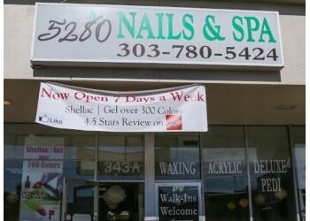 Denver nail salon 5280 Nails and Spa