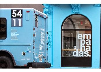 Chicago food truck 5411 Empanadas