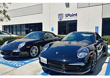 San Diego auto detailing service 5 Point Auto Spa