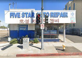 Pomona car repair shop 5 Star Auto Repair