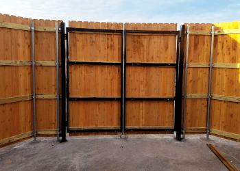 Springfield fencing contractor 5 Star Fence