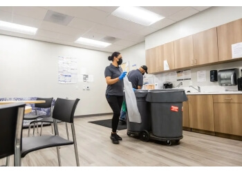 Ontario commercial cleaning service 5 Star Janitorial Inc