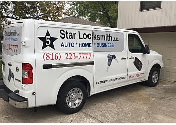 Kansas City locksmith 5 Star Locksmith