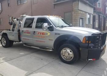 Buffalo towing company 716 TOWING & ROADSIDE ASSISTANCE