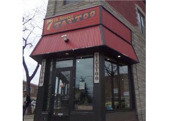 St Paul tattoo shop 7th Street Tattoo
