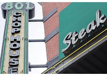 Kansas City steak house 801 Chophouse