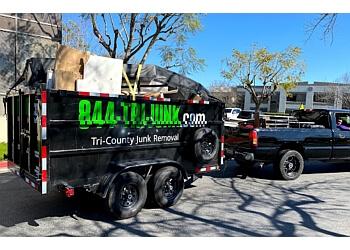 Oxnard junk removal 844-TriJunk