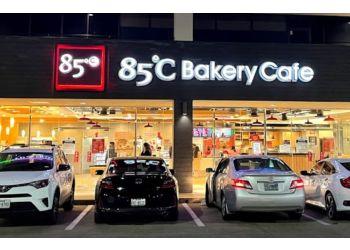 Houston bakery 85°C Bakery Cafe