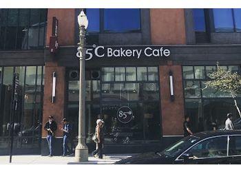 Pasadena bakery 85°C Bakery Cafe
