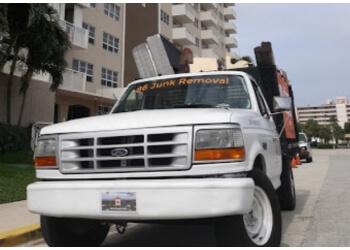 Fort Lauderdale junk removal 86 Junk Removal LLC