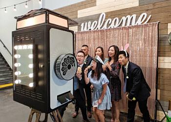 Santa Ana photo booth company 8Bit Photobooth