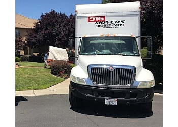 Roseville moving company  916Movers Inc.