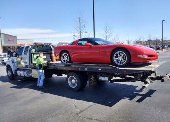 Tulsa towing company 918 Wrecker Service