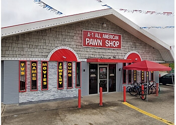 Pasadena pawn shop A-1 All American Pawn Shop