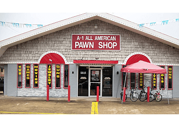 Pasadena pawn shop A-1 All American Pawn Shop