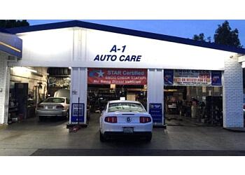 Rancho Cucamonga car repair shop A-1 Auto Care