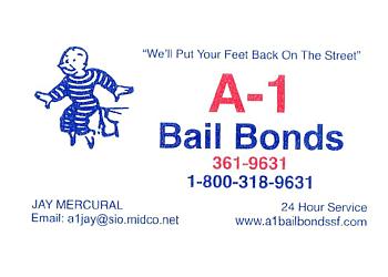 Sioux Falls bail bond A1 Bail Bonds