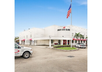 Coral Springs auto body shop A1 Body And Glass of Coral Springs