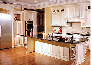 Des Moines custom cabinet A1 Cabinet and Granite