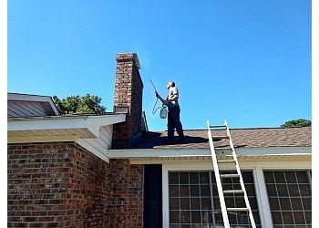 Fayetteville chimney sweep A-1 Carolina Chimney Masters