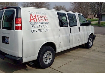 Sioux Falls carpet cleaner A-1 Carpet Service